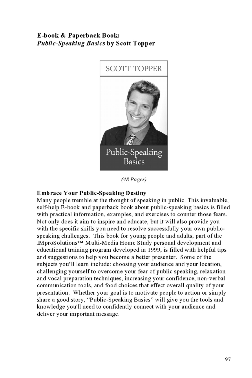 Product Page3 Speech Making Secrets Audio Book-105