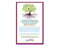 Centers for Spiritual Living Integration Conference Ad
