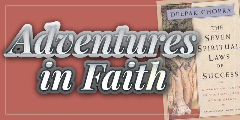 Adventures in Faith