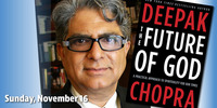 Deepak Chopra is Back!