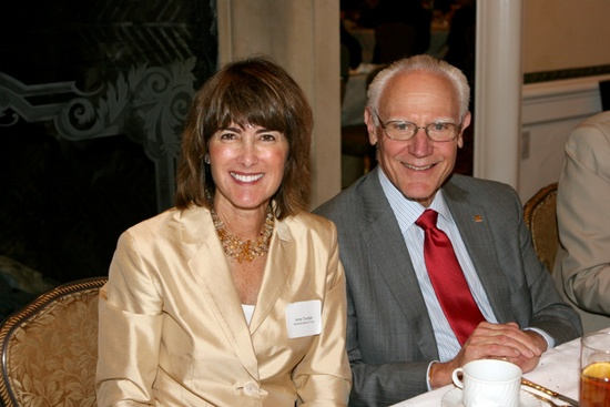 Jonatha King and Anne & Michael Towbes
