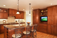 Santa Barbara Transitional Kitchens-2