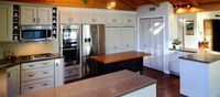 Santa Barbara Transitional Kitchens-3