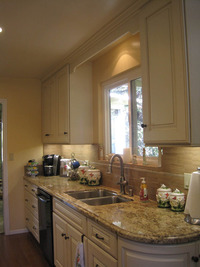 Santa Barbara Transitional Kitchens-5