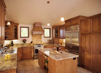 Santa Barbara Transitional Kitchens-8