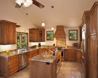 Santa Barbara Transitional Kitchens-9