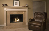 Santa Barbara  Fireplace Design-3