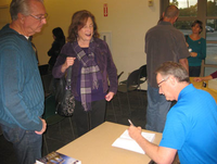 The Passage at Delphi Book Signing Tour Kicks Off