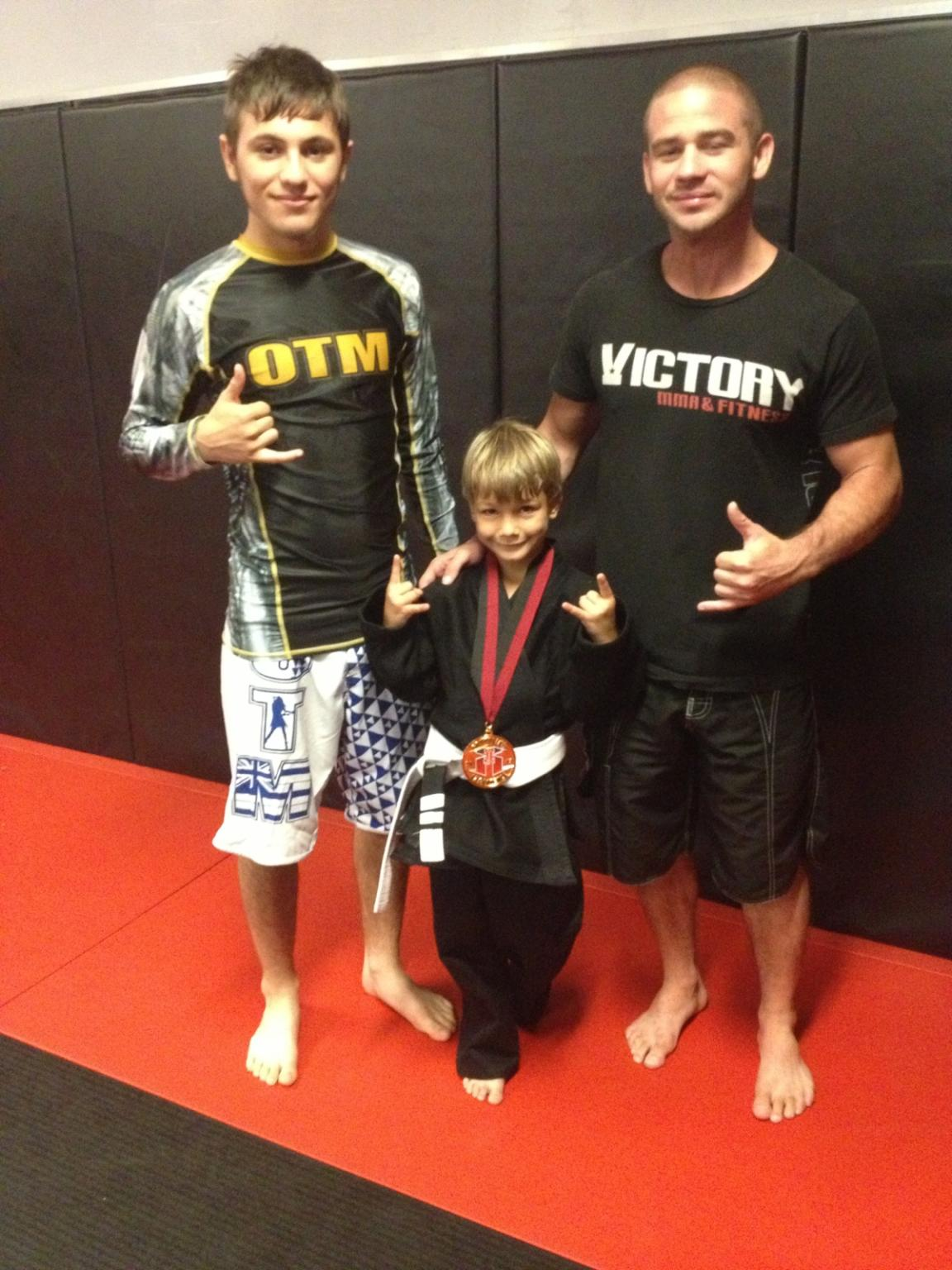Congratulations Atticus, Devin, and Sean on Winning your Divisions at Grappling X