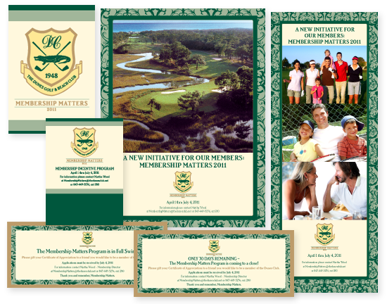 The Dunes Golf & Beach Club Collateral