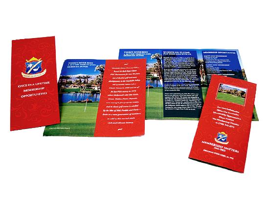 Bermuda Dunes Country Club Brochure