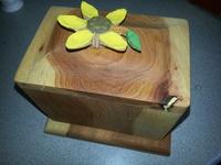 An urn for Daisy