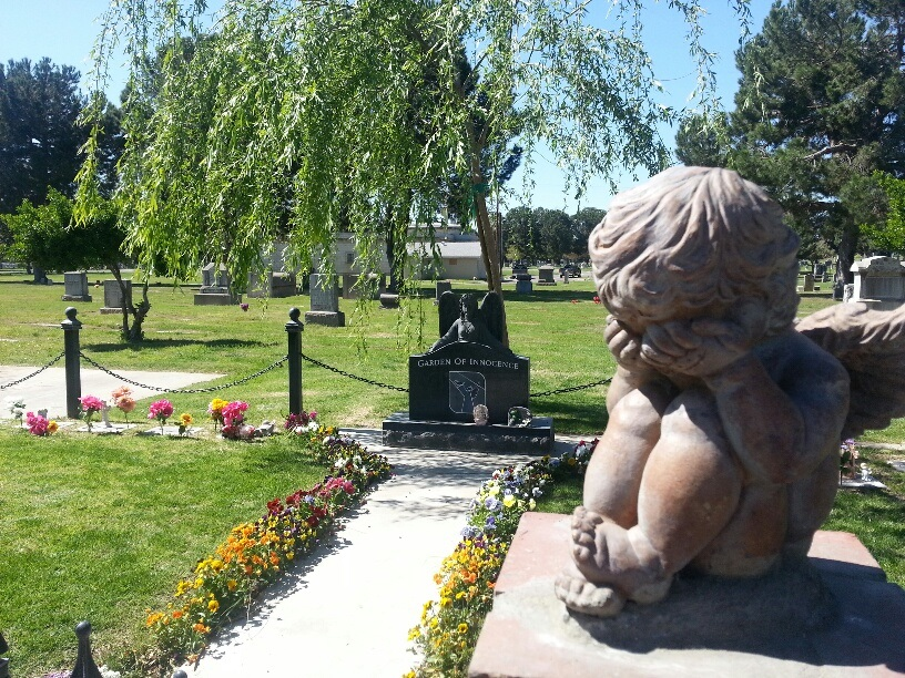 Garden By The Bay Baby Sculpture goi fresno is located in fresno county in california - garden of