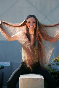 Hair Extensions by Eliane Alexandre, Santa Barbara, California
