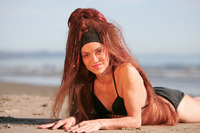 Hair Extensions by Eliane Alexandre, Santa Barbara, California