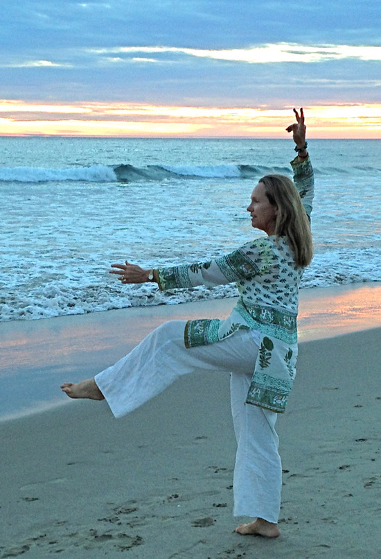 Qigong Santa Barbara - Jessica Kolbe