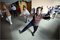 Tai Chi Eases Depression in Elderly
