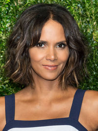Hair Color Style Santa Barbara - Halle Berry