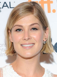 Hair Color Santa Barbara - Rosamund Pike