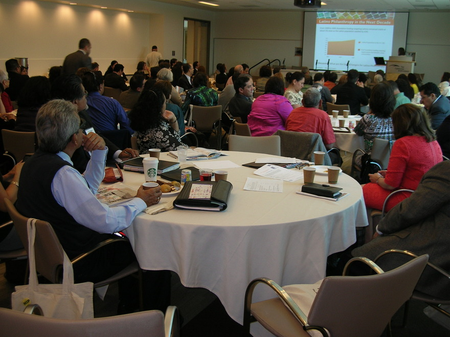 HIspanics In Philanthrophy (HIP) invites CU Members to its comference