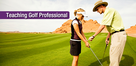 Teaching Golf Professional