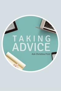Thursday: Taking Advice