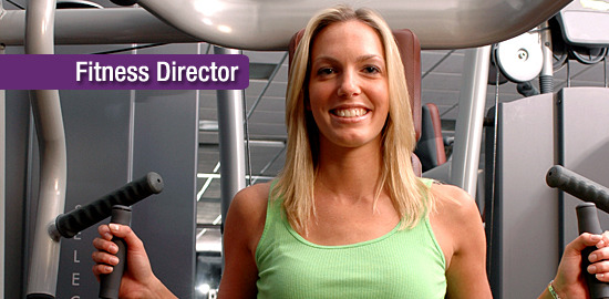 Fitness Director