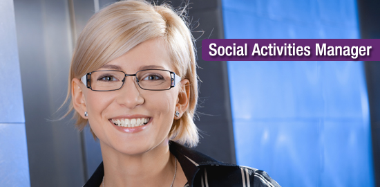 Social Activities Manager