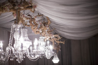 Ceiling Fabric Treatment