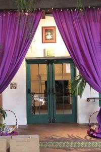 Entryway Drape