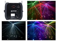 Sound Active DJ Lights