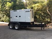 Santa Barbara Power Generators for Events
