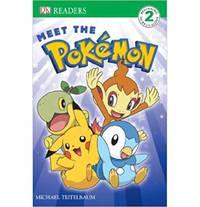DK Readers: Pokemon
