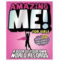 Amazing Me Book