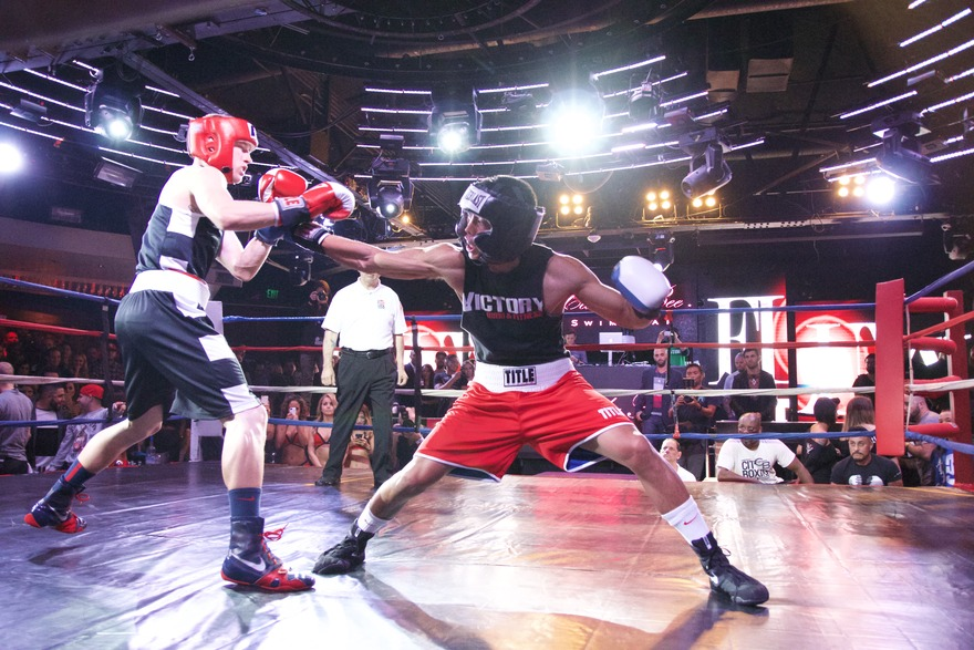 Fluxx Industry Boxing 3 Presented by VictoryMMA 12-8-14-9