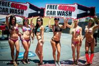 Bikini Car Wash & Fights 5-31-14-19
