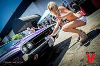 Bikini Car Wash & Fights 5-31-14-23