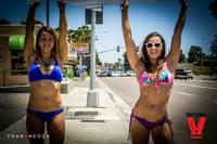 Bikini Car Wash & Fights 5-31-14-25