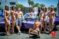 Bikini Car Wash & Fights 5-31-14-36