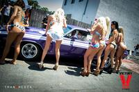 Bikini Car Wash & Fights 5-31-14-38