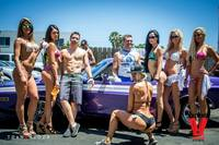 Bikini Car Wash & Fights 5-31-14-52
