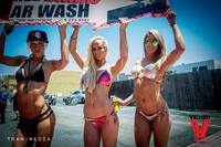 Bikini Car Wash & Fights 5-31-14-59