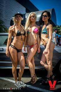 Bikini Car Wash & Fights 5-31-14-62