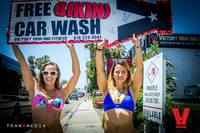 Bikini Car Wash & Fights 5-31-14-64