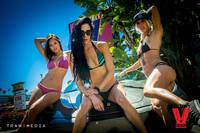 Bikini Car Wash & Fights 5-31-14-67