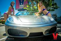 Bikini Car Wash & Fights 5-31-14-69