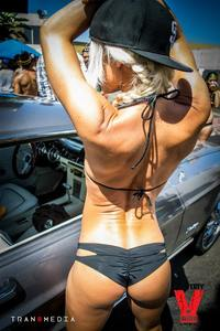 Bikini Car Wash & Fights 5-31-14-83