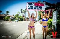 Bikini Car Wash & Fights 5-31-14-95