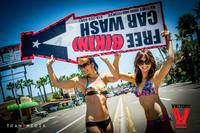 Bikini Car Wash & Fights 5-31-14-96