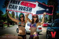 Bikini Car Wash & Fights 5-31-14-99